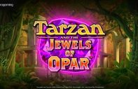Adventures of Tarzan® and Jewels of Opar™ Slots Goes Live