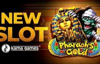 Pharaoh's Gold Slot with Four Bonuses
