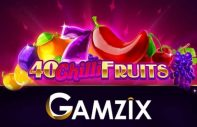 Gamzix Released First Set of Games Including 40 Chili Fruits
